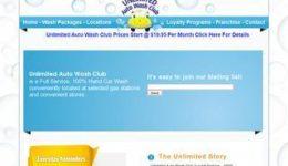 Unlimited Auto Wash Club